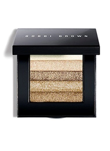 Bobbi Brown Shimmer Brick Compact Beige 10,3 Gr Highligter Renkli